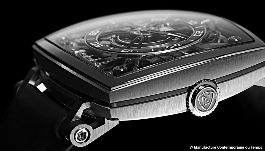 Diaporama photo montres Lauffenburger