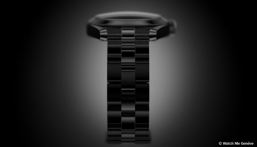 Image de synthèse, Photo 3D, Montre homme 1