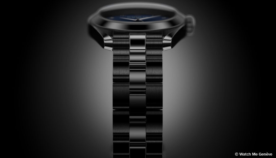 Image de synthèse, Photo 3D, Montre homme 3